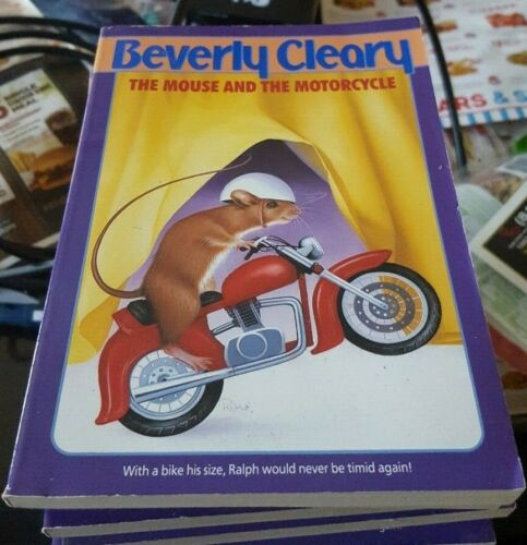 Beverly Cleary The Mouse and the Motorcycle 1990 Paperback