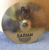 Various Sabian Cymbals for sale
