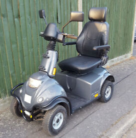 Mini Crosser 8mph Large All Terrain Mobility Scooter FREE DELIVERY WITHIN 50 MILES