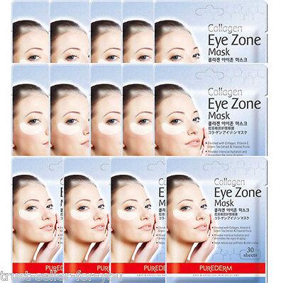 Purederm, Collagen  Eye Zone Mask 1,2,5,9 pack, Best Korean