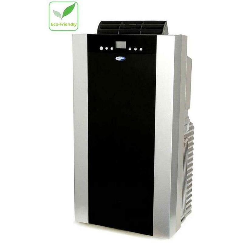 Whynter Green 14,000 BTU Dual Hose Portable Air Conditioner Heater ARC-14SH