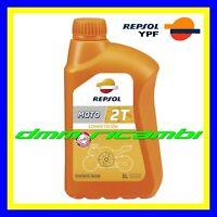 12 Litri Olio Miscela 2 Tempi Repsol 2t Competition 100% Sintetico (hrc) - repsol - ebay.it