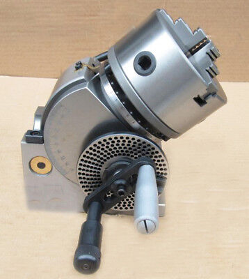 Bs-0 5 Milling Machine Dividing Head Universal Indexing Head Accessories