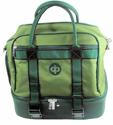 Drakes Pride - Midi Bag Green - Lawn / Crown Green Bowls Carry Bag with Strap