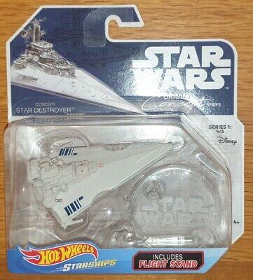 Hot Wheels Star Wars Starships Original Concept Series Star Destroyer