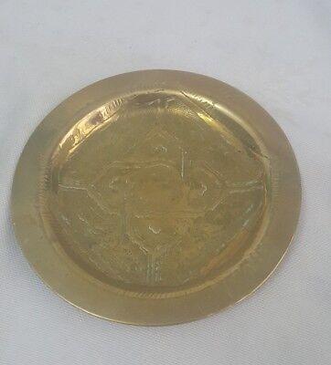 Vintage Brass Pin / Trinket Dish.