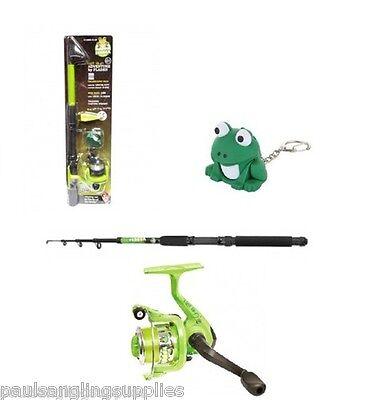 Childs Matt Hayes Adventure Frogga Fishing Fish4Fun Rod & Reel