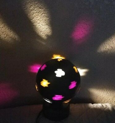 Halloween Ball Of Lite Rotating Disco Light - Balls Halloween