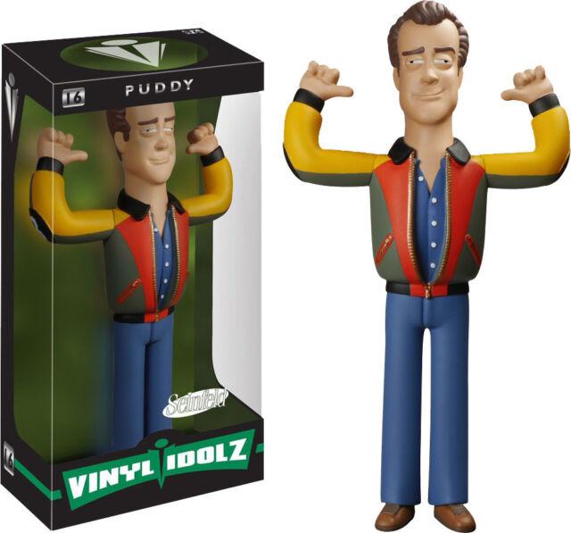 "Seinfeld - Puddy 8"" Vinyl Idolz Figure NEW IN BOX"