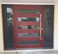 solid timber door Sanctuary Point Shoalhaven Area Preview