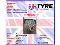 420 85 24 (16 9 24) Used Tractor Tyres