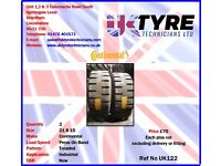 21 8 15 New Industrial Tyres