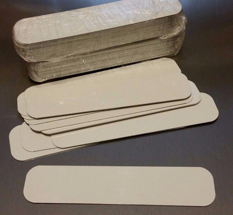 """50 pieces Dye Sublimation Aluminum CUFF BRACELET  in .032 Gauge 6.75"""" x 1.5"""""""