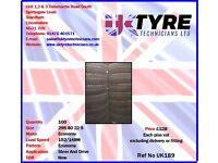 295 80 22 5 Economy UK Tyre Technicians Ltd