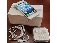 Iphone 5s, 16gb, White