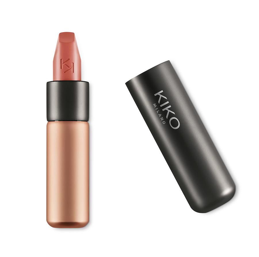 KIKO VELVET PASSION MATTE LIPSTICK Komfortabler Lippenstift mit Matt-Effekt