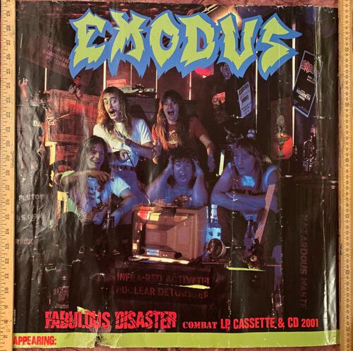 Vintage RARE Exodus