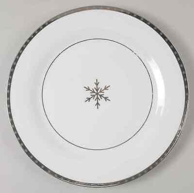 Target ARCTIC SOLSTICE SNOWFLAKE Dinner Plate S6592237G2 - Snowflake Plate