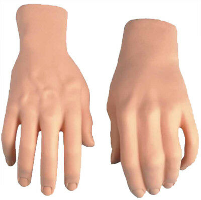 Stage Cut Off Realistic Latex Hands Halloween Decorations & Prop Forum Novelties - Halloween Stage Decorations
