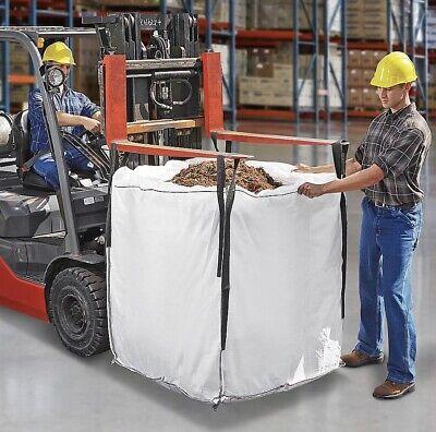 New HeavyDuty Bulk Bag 27x27x26 FIBC Sack Ton Bag 3300LBS Fast Shipping