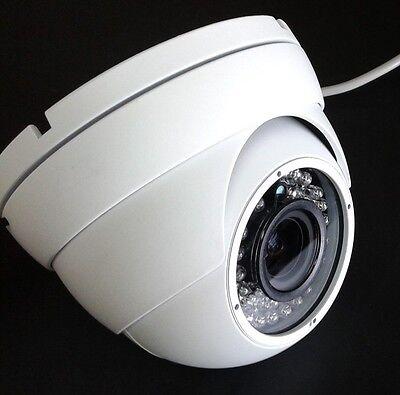 HD-TVI 1080p 2.4MP Motorized Zoom Auto Focus 2.8-12 Dome Camera Sony CMOS HDTVI