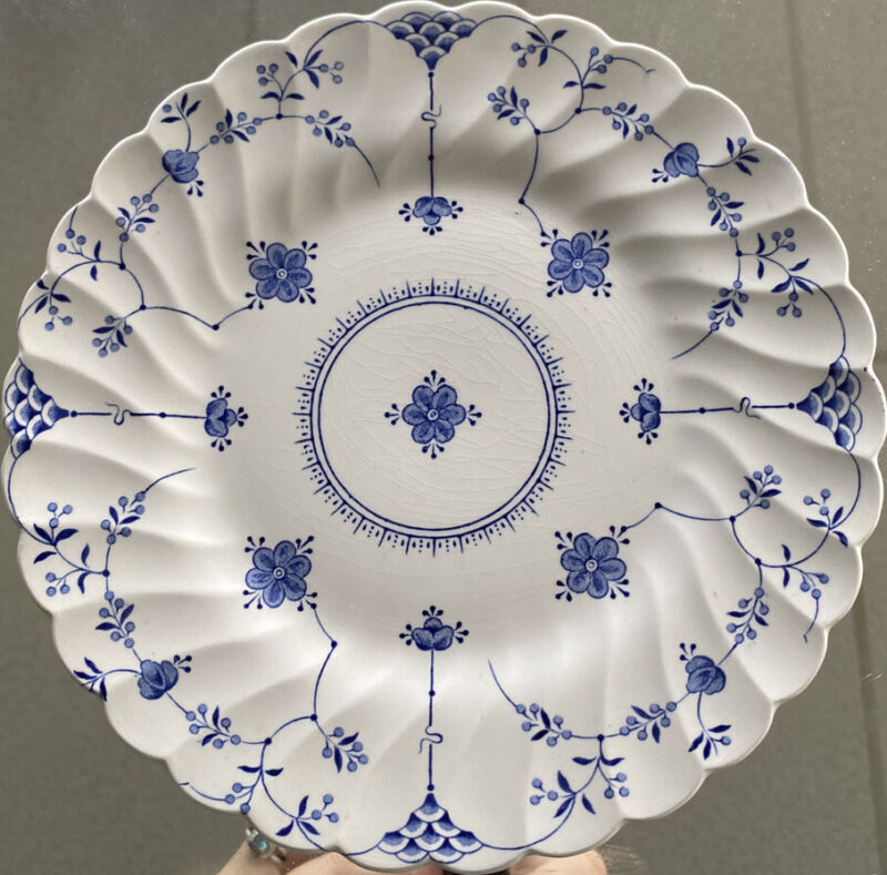 "Myott FinlandiaDinner Plates8"" Staffordshire England Vintage Set 2"