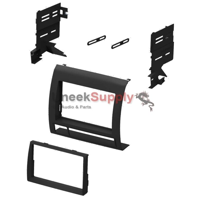 2005 2006 2007 2008 2009 2010 2011 Toyota Tacoma Dash Kit Double Din Dbl