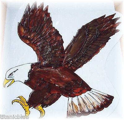 Elas Fensterbilder ! Schöner Adler - Vogel *