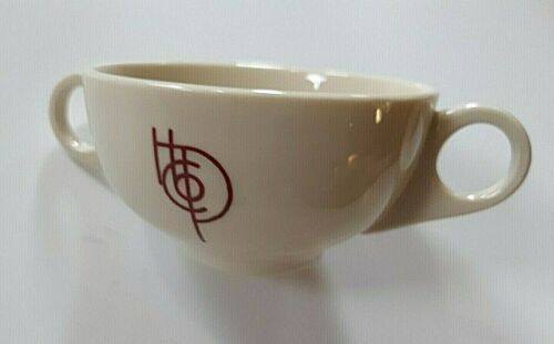 FRANK LLOYD WRIGHT AUTHENTIC  CUP FROM PRICE TOWER 1 SOLD TO TOWER FOR $1000