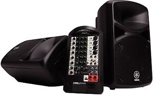 Speaker and PA Hire with Lighting Perth Perth City Area Preview
