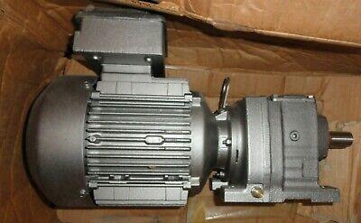 Newnos-sew Eurodrive Gear Motor 2hp Dft90l4 330460vac Wreducer 1720rpm - 303
