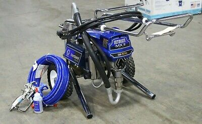 Graco 595 Ultimate Pcpro Lo-boy 826205 - B Condition - New Gun And Hose