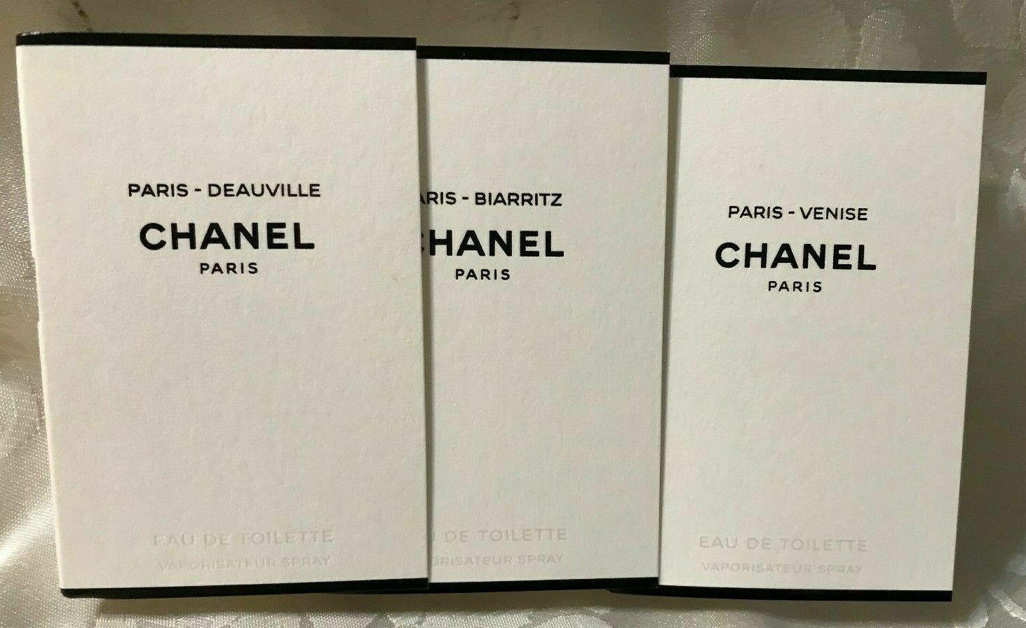 Chanel Various 15ml Perfume sample chance eau tendre fracihe no 5 coco