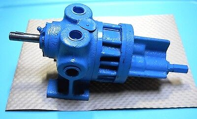 Roper 2f50 Type 27 Spec 0 Hydraulic Gear Pump 34 Npt Ports Rebuilt New