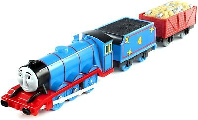 Gordon O' the Indignity Thomas the Train Trackmaster W3238 - Excellent Cond!