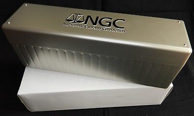 NGC Silver Graded Coin Storage Box Holds 20 Individual Certified Coins Brand New