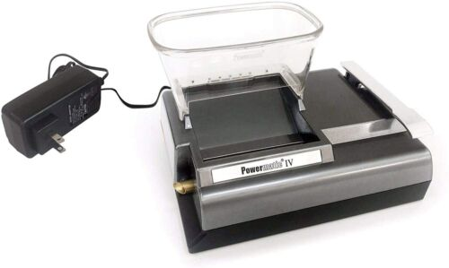 POWERMATIC 4 ELECTRIC CIGARETTE ROLLING MACHINE INJECTOR