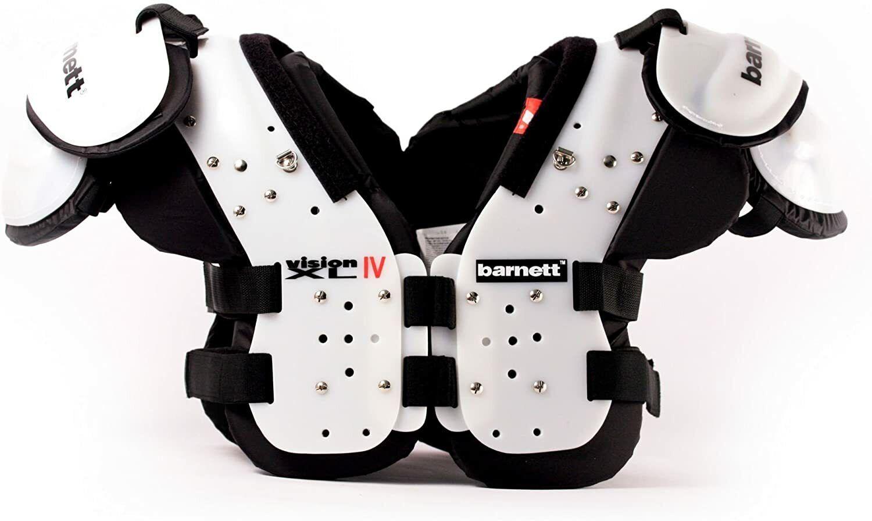 Barnett Shoulderpad Vision IV American Football Shoulder pad Schulterschutz M