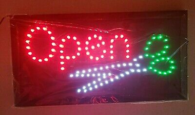 Ultra Led Neon Lights - Open For Business Sign