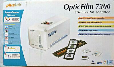 Plustek OpticFilm 7300 Scanner