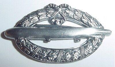 Pin Abzeichen aus Metall Luftschiff Zeppelin ............P8285