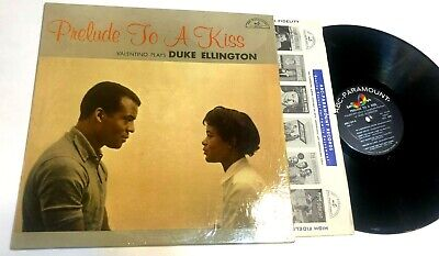 Prelude To A Kiss Valentino Plays Duke Ellington by Valentino LP IN SHRINK jazz  Duke Ellington Prelude To A Kiss
