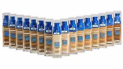 Maybelline Superstay Better Skin Transforming Foundation SPF 15 Sunscreen