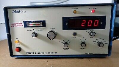 Met One Inc. Model Point 5 Particle Counter Module