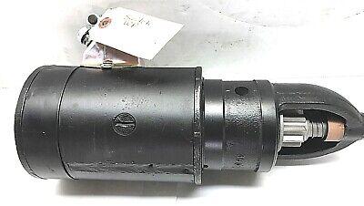 Rebuilt John Deere M Mt Mc Am793 1107064 Delco Remy 6 V Starter Written Warranty