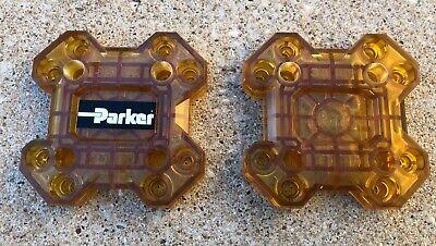 Parker Tekstack Fuel Cell End Plates - Pair