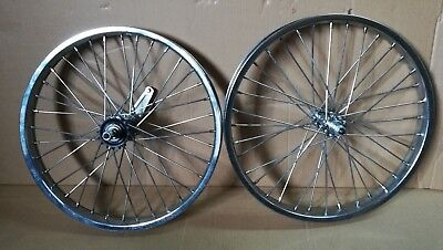 20 inch Front Heavy Duty bicycle wheel 10g spokes  20x2.125 ()