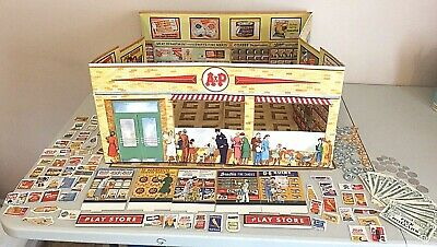 e Play Grocery Store...cardboard stand ups, play money....  (Cardboard Standups)