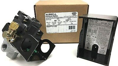Porter Cable Air Compressor Pressure Switch 135 Psi Z-d Ps3535 Furnas Hubbell