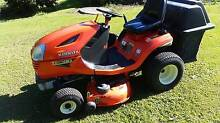 Kubota T2080 Ride on Mower Maroochydore Area Preview